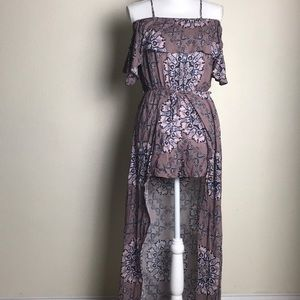 Charlotte Russe Dresses - High low dress size medium | Charlotte Russe